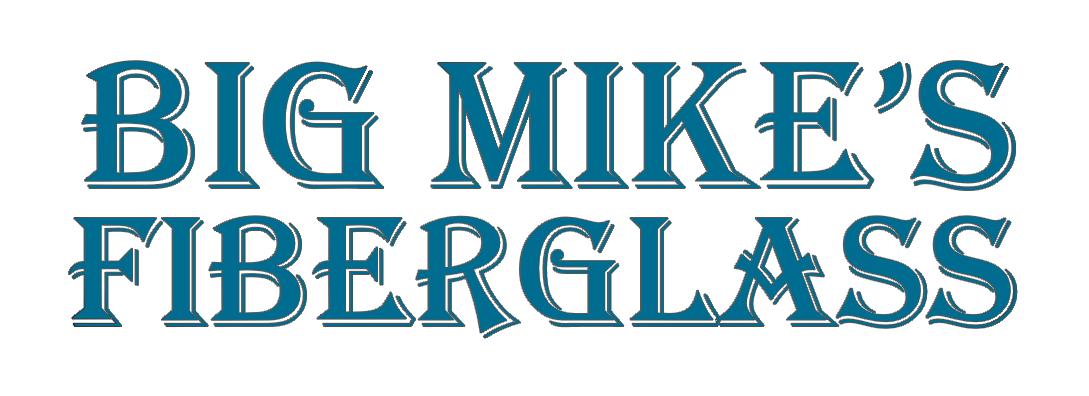 Big Mike's Fiberglass Logo